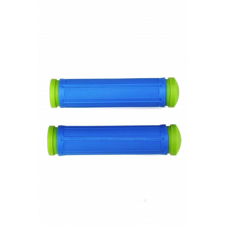 MX Trixx grips Blue