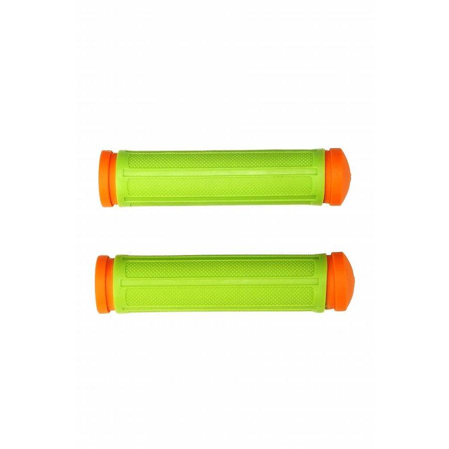 MX Trixx grips Green