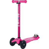 Maxi Micro scooter Deluxe Shocking Pink