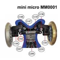 Boutje stuurinrichting Maxi en Mini Micro