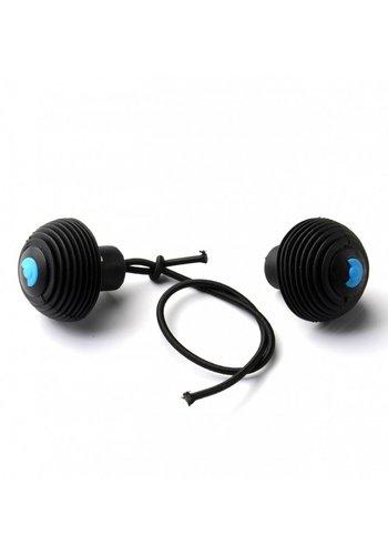 Rubber plugs handvatten 2-wielstep (1017)