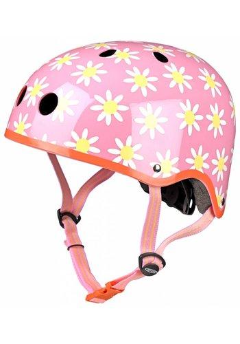 Micro helm bloemen