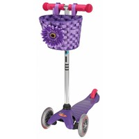 Scoot Basket purple