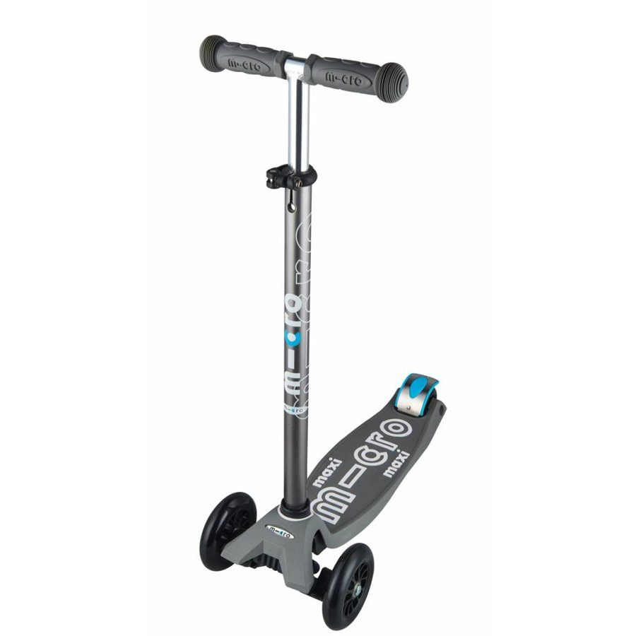 Maxi Micro scooter Deluxe Volcano Grey