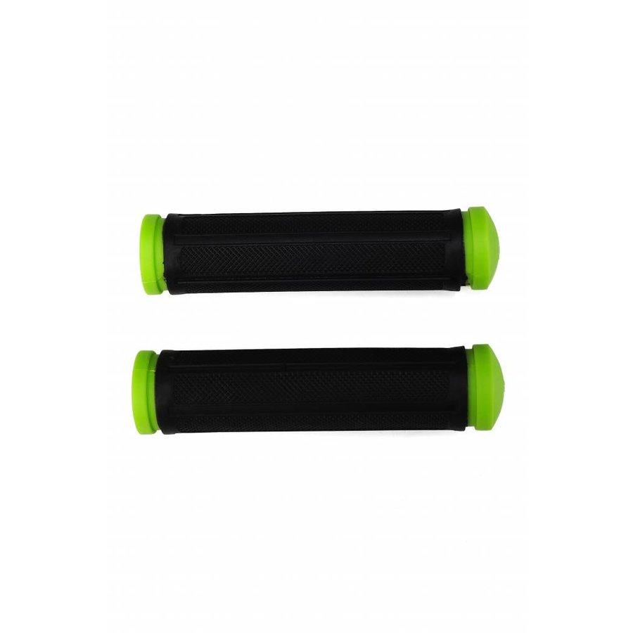 MX Trixx grips zwart/groen (3154)