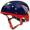 Micro helmet Rocket print