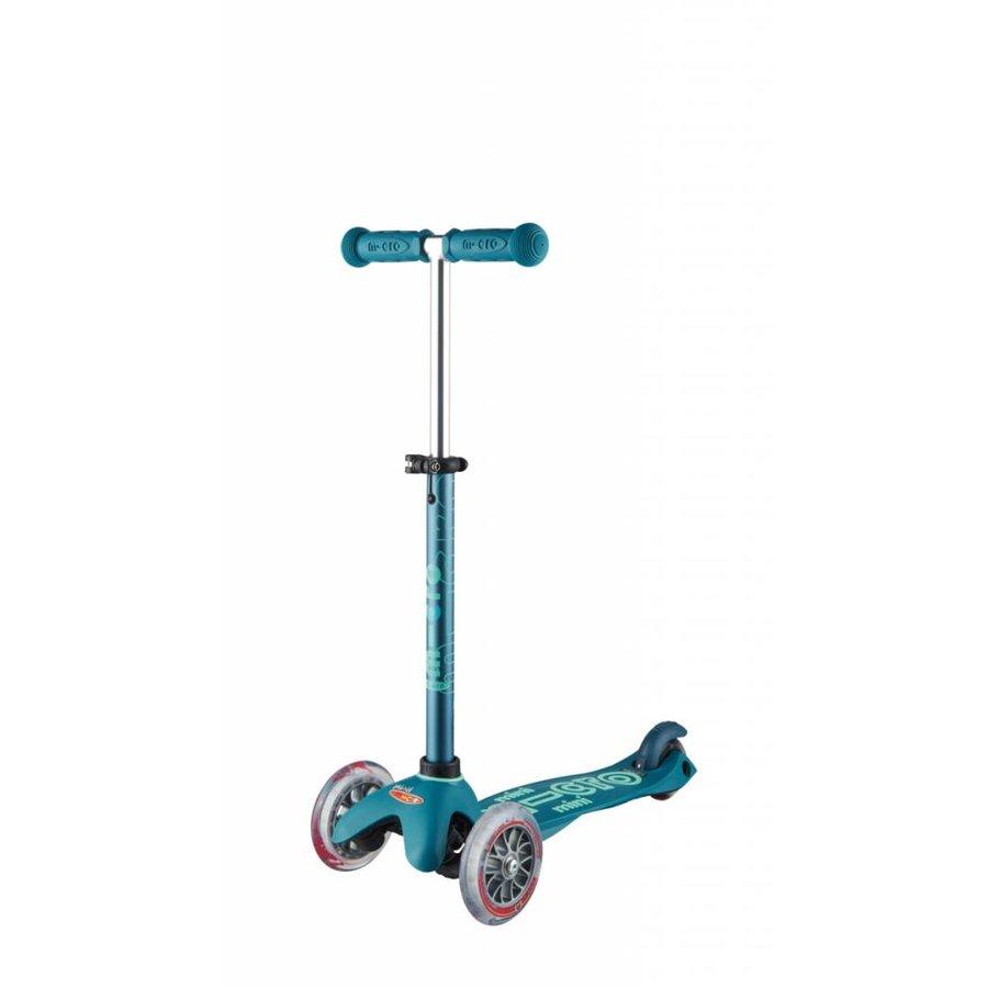 Mini Micro 3in1 Deluxe Push ijsblauw