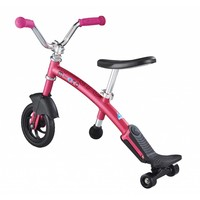 Micro Balance Bike G-bike Carver Deluxe 2in1 Pink