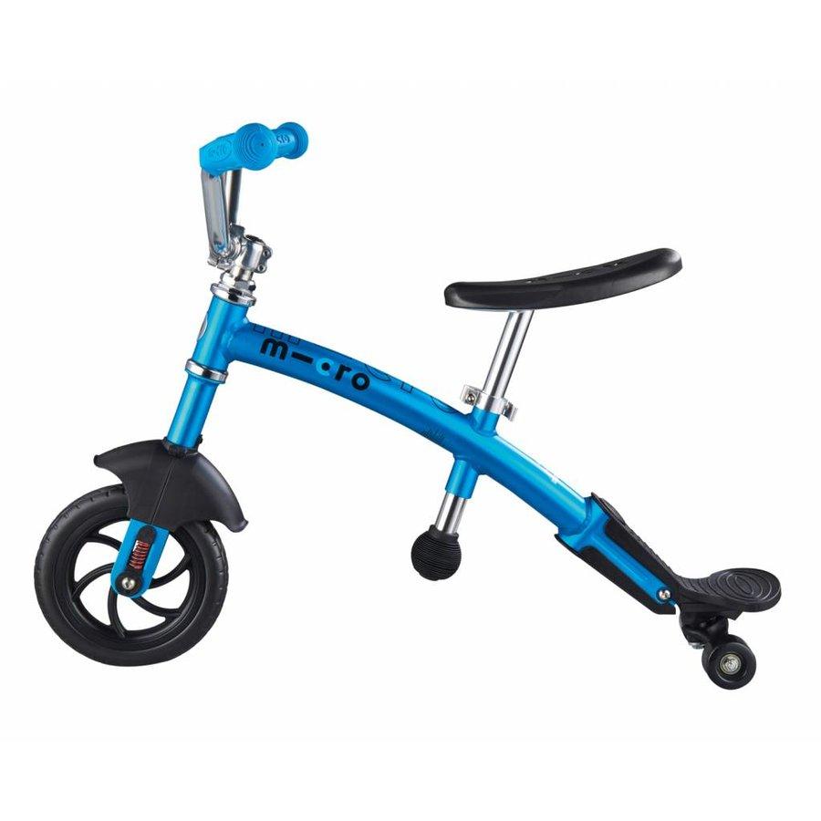 Micro G-bike Carver Deluxe Blue