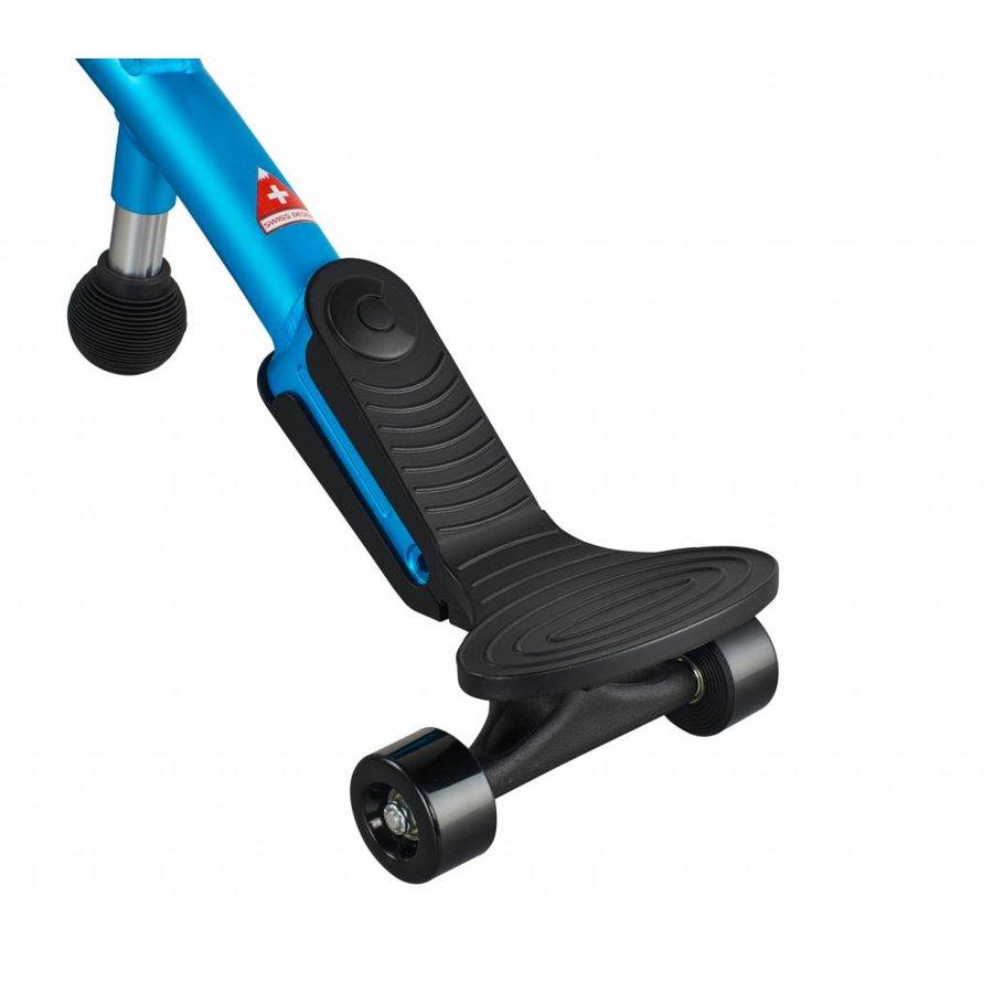 Micro G-bike Carver Deluxe blauw