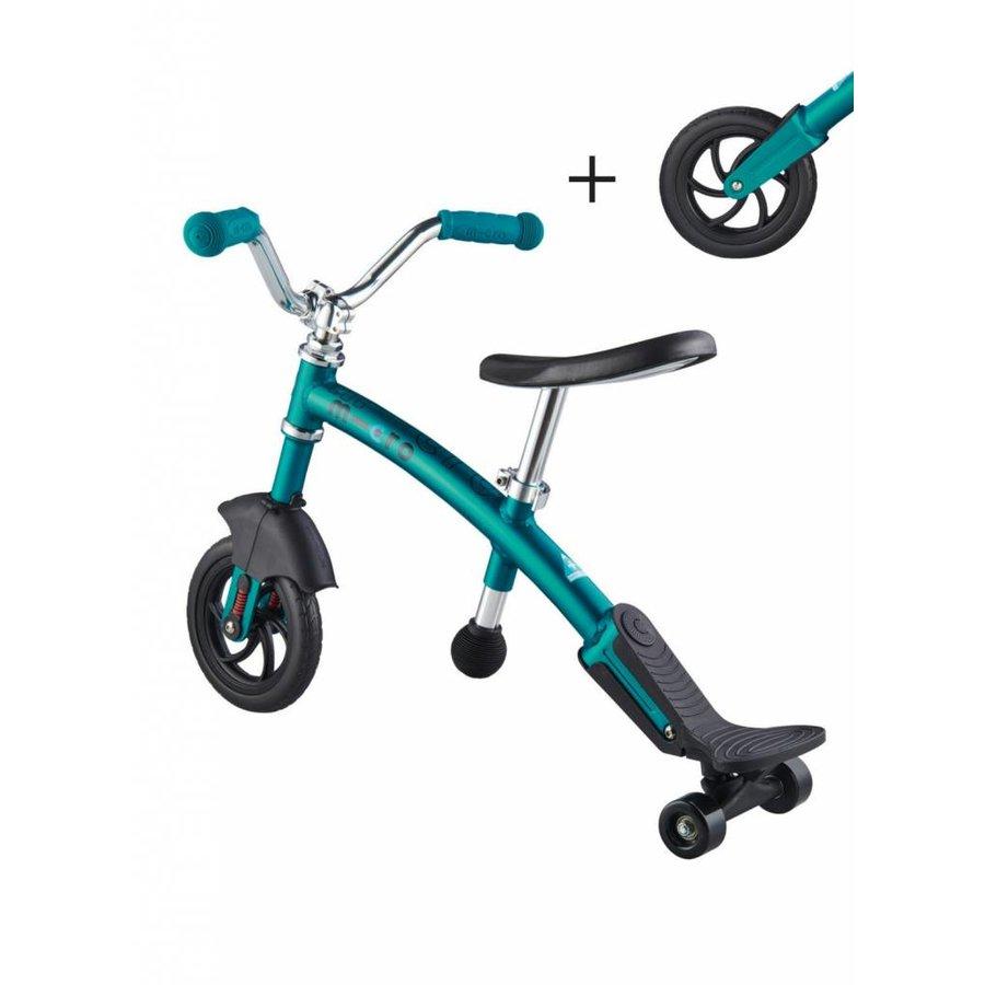Micro G-bike Carver Deluxe Aqua