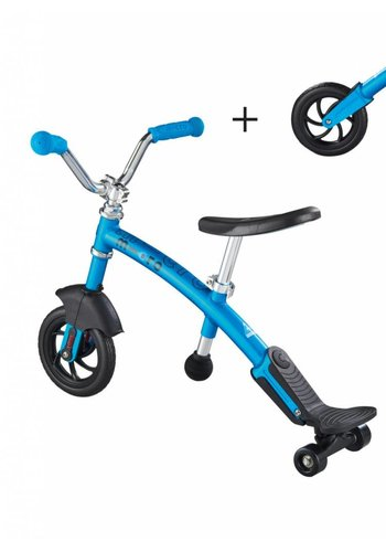 Micro G-bike Carver Deluxe Blue