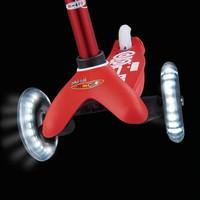 LED wheel set for Mini Micro step