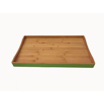 Bamboe Dienblad Groot Groen
