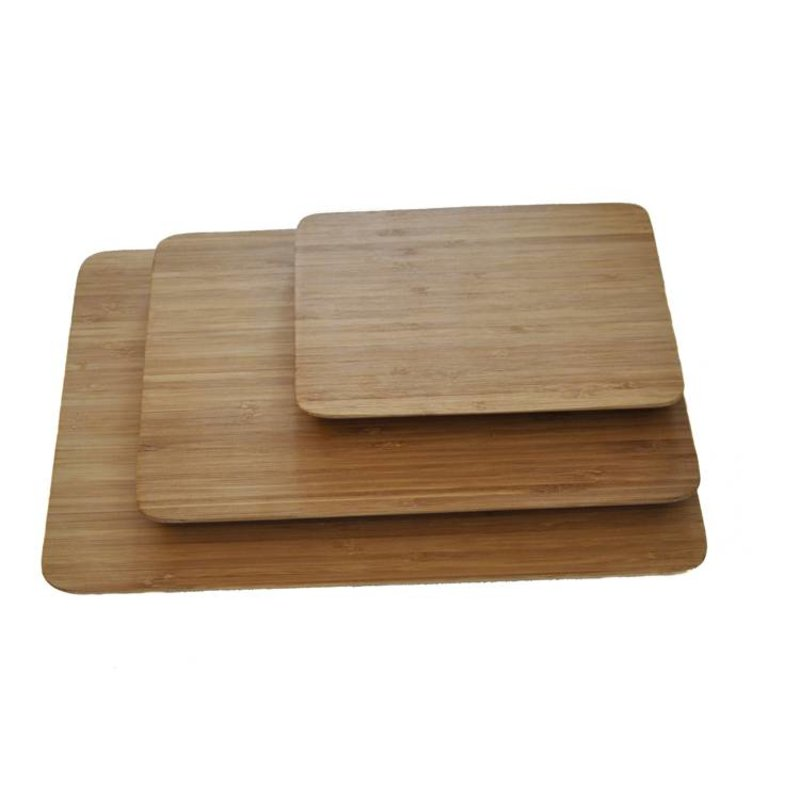 Set Bamboe Snijplanken
