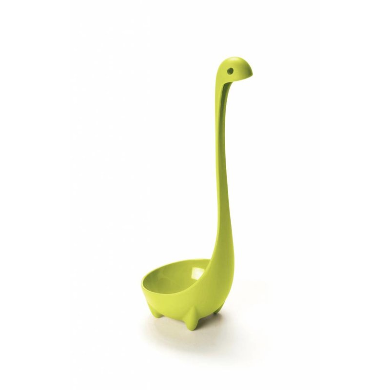 Nessie Soeplepel Groen