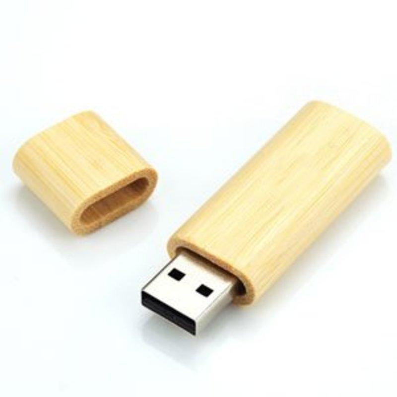 Bamboe USB Stick 16GB