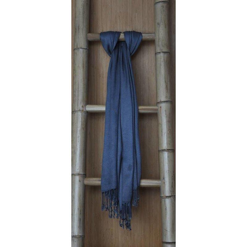 Bamboe Sjaal Antraciet