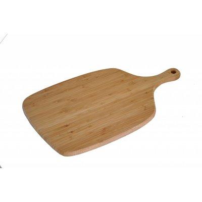 Bamboe Snijplank met Handvat Medium