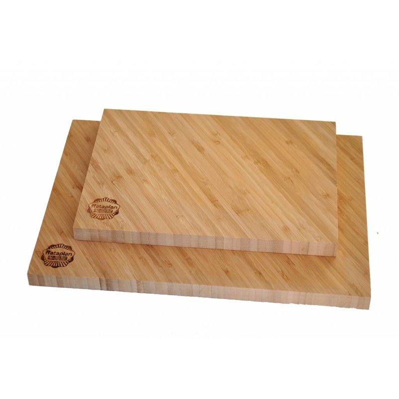 Bamboe Snijplank Diagonaal Middel