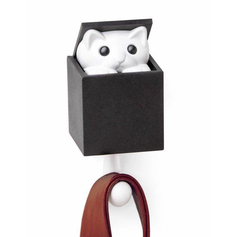 Haakje Kitt-A-Boo Zwart