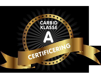 Carbid Klasse A Keurmerk Wezan.nl
