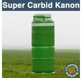 Carbidbus 60 Liter Extra Hard Knallen! Mèt Garantie