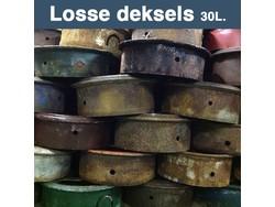Deksel Melkbus 30 Liter