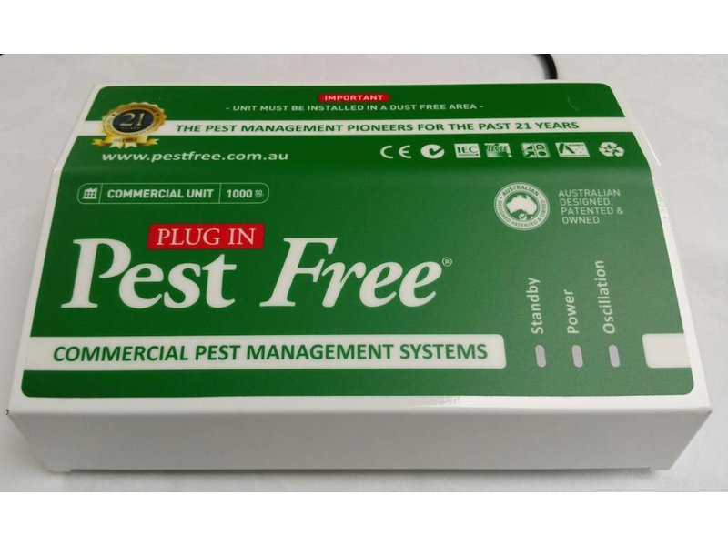 Plug In Pest Free Commercial Unit