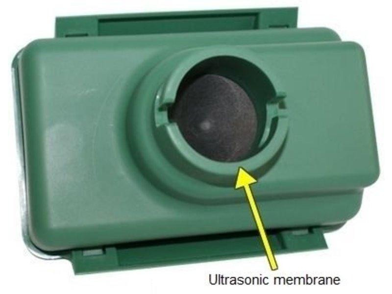 Weitech Woelrat Verjager WK0675 Ultrasoon Woelratten Verjagen tot 100m²
