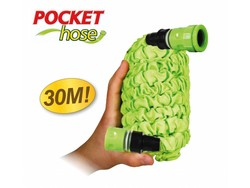 Bekend van TV Pocket Hose 30m