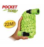 Bekend van TV Pocket Hose Flexibele Tuinslang 22m
