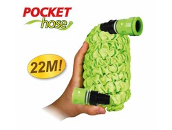 Bekend van TV Pocket Hose 22m