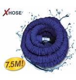 Bekend van TV X-Hose Flexibele Tuinslang 7,5m