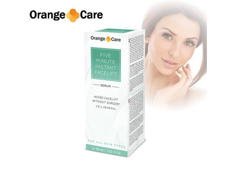 Orange Care Five Minute Instant Facelift