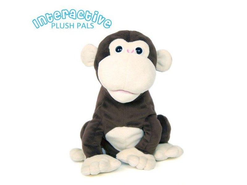 Interactive Plush Pals - Manny (monkey)