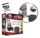 Opberg Poef Space Bag Ottoman