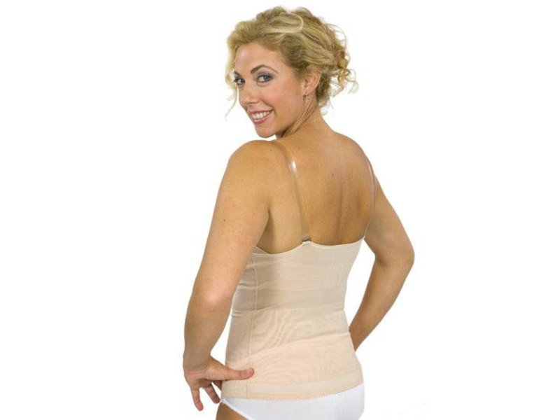 New Body Shaper Cami/Hempje Beige S