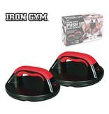 Iron Gym Push Up