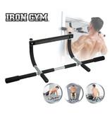 Iron Gym Verstelbare Optrekstang