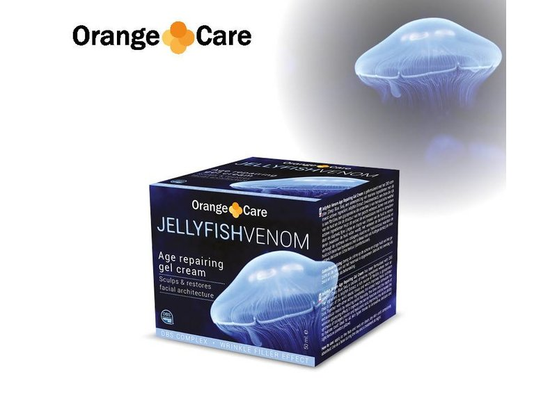 Orange Care Jellyfish Venom Age Repairing Gel Cream
