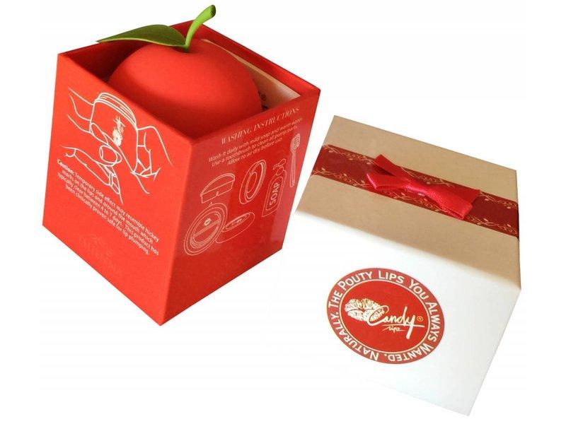 CandyLipz Mini Lip Plumper Red