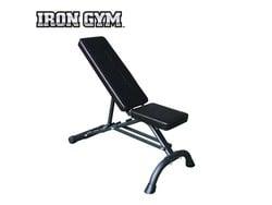 Iron Gym Bench