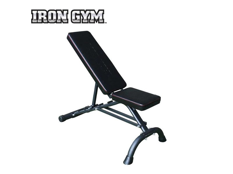 Iron Gym Bench