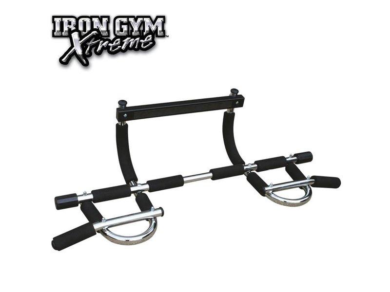Iron Gym Optrekstang Xtreme Platinum