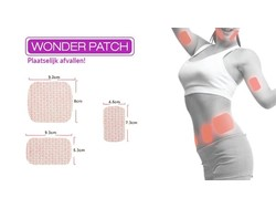 Wonder Patch Up Body Afslankpleisters