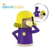 Crazy Mama Yellow/Lila