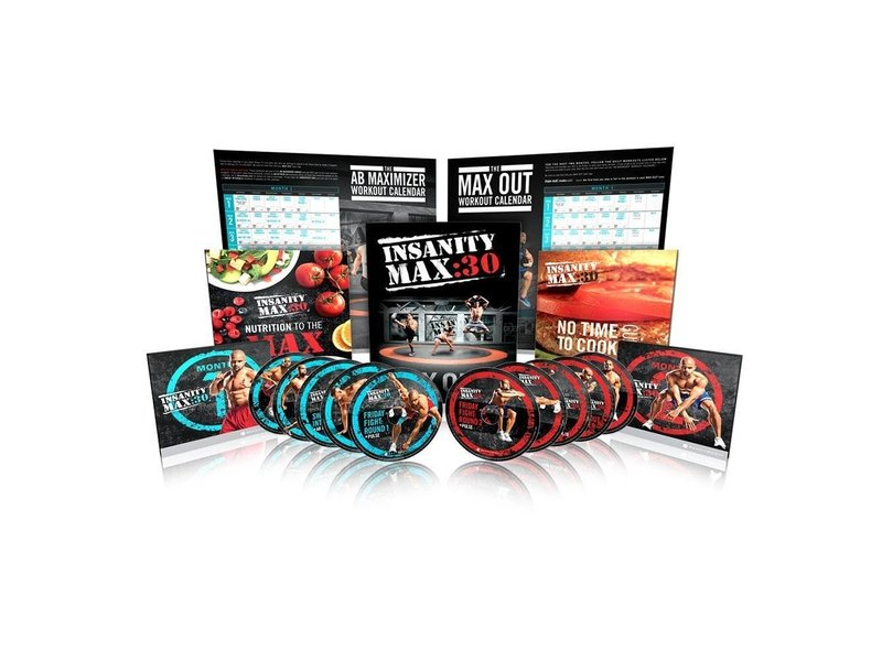 DVD Insanity MAX:30