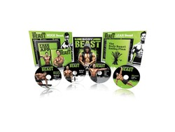 DVD Body Beast