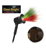 Glow Bright Laser Light